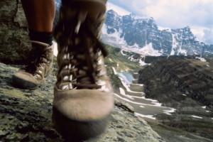 Un buen calzado en montaña durante el verano 1