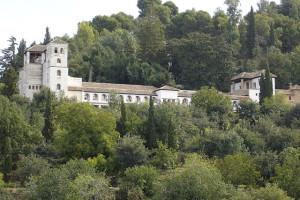El Generalife de Granada 1