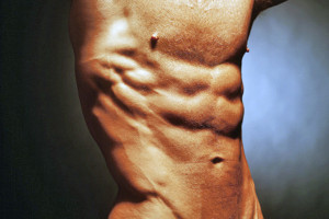 Electroestimulación abdominal 1