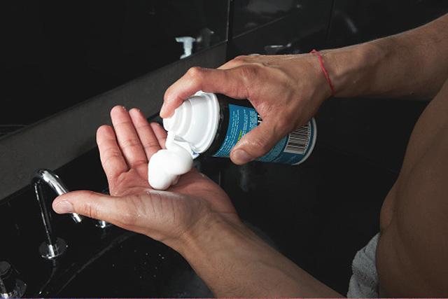 Elegir correctamente una espuma de afeitar