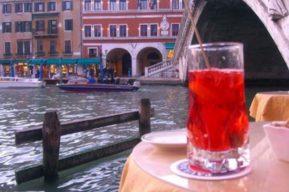 La noche en Venecia