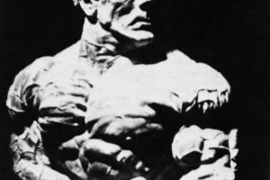 Adolfo Robles y su nueva obra retrato de Francisco del Yerro 1