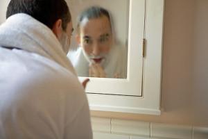 El rasurado del bigote 1