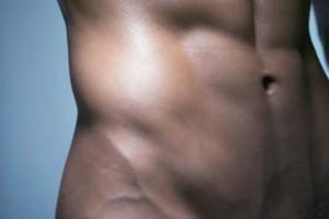 Depilación púbica masculina 1