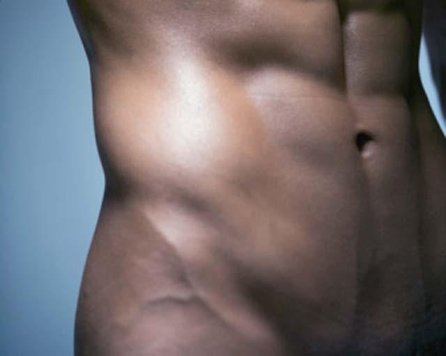 Depilación púbica masculina