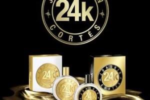 Perfume 24k de Joaquín Cortéz 1