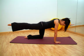 Pilates calentamiento muscular especifico