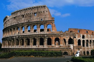 Recorriendo la bella Roma 1