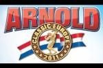 El Arnold Classic se celebra por primera vez en España