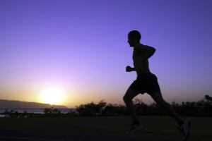 Correr manteniendo una buena postura 1