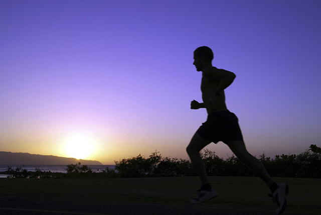 Correr manteniendo una buena postura