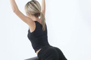 Pilates para aliviar dolores de espalda y columna 1