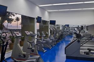 Sheraton Fitness en América Latina 1