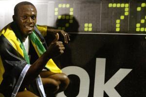 La salida de Usain Bolt 1