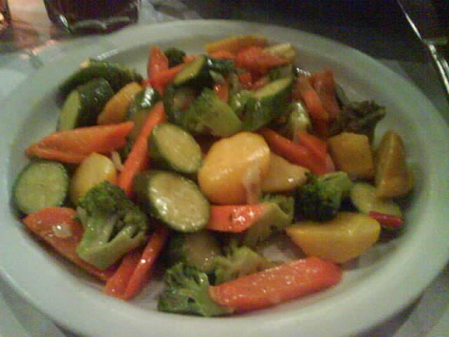 La dieta de los vegetales