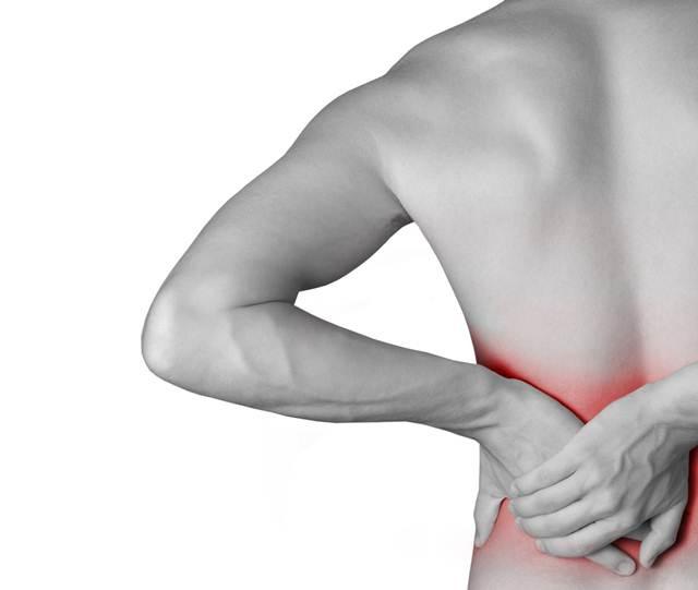 El dolor de espalda y el deporte