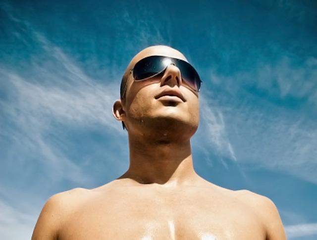 Beneficios del sol para el hombre
