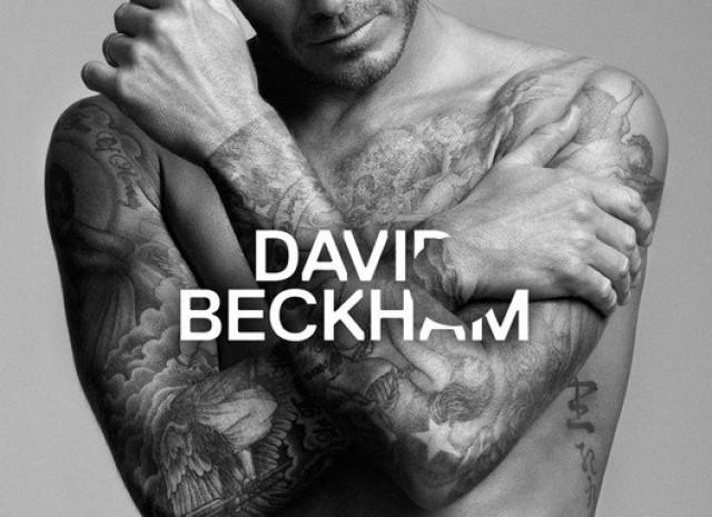 Ropa interior de H&M y David Beckham