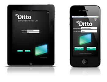 Accede a tu contenido digital a través de my-Ditto 2