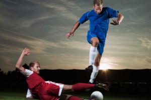 Futbolistas en huelga 1