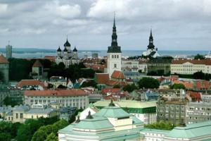 visitando Estonia