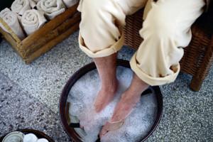 El cuidado diario de los pies 1