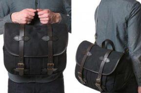 La nueva messenger bag de Blackbird