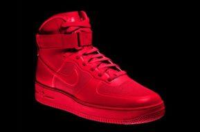 Las nuevas Air Force 1 fluor de Nike