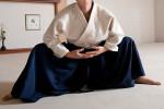 luchador de aikido