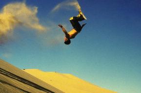 El sandboarding… !lánzate por la arena!