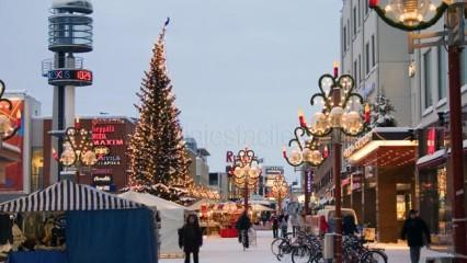 Cinco destinos navideños para 2011