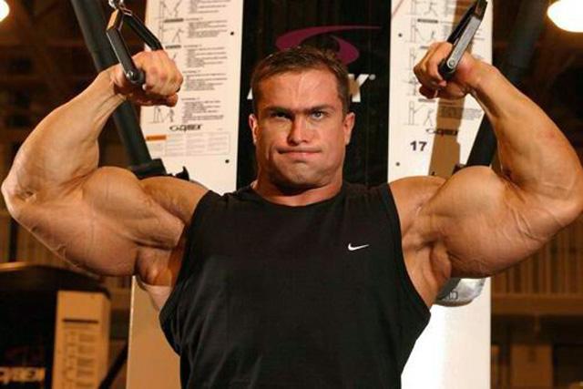 Culturismo y el crecimiento muscular