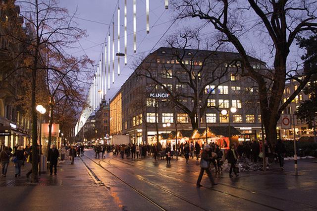 Destinos de compras de diciembre en el exterior