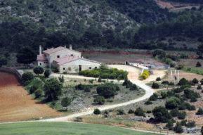 Hotel El Romeral, en Monteagudo de Salinas