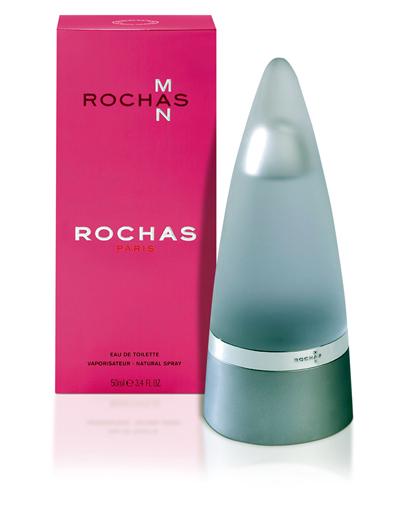 Rochas Man,una fragancia masculina y elegante 1