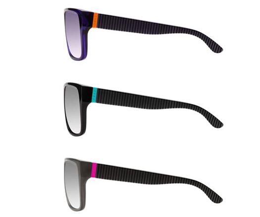Gafas para ellos, dos marcas dos estilos