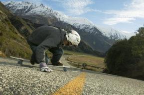 Longboard, experimenta la velocidad