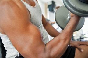 Evitar los daños durante los entrenamientos de musculación