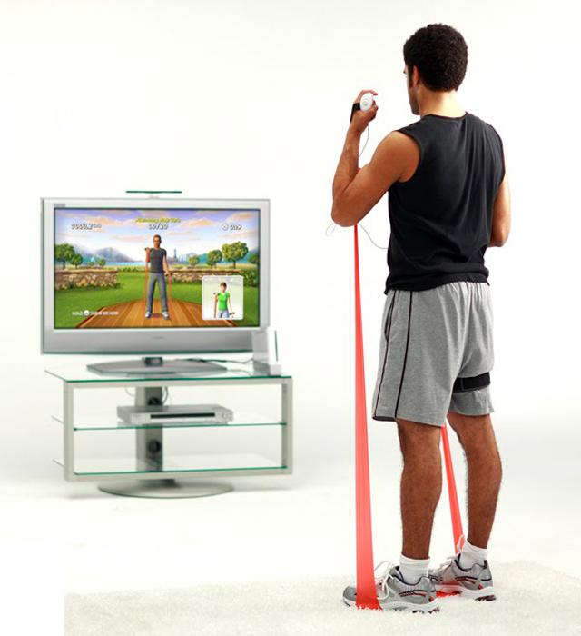 Videojuegos activos mejoran la condición física de personas sedentarias