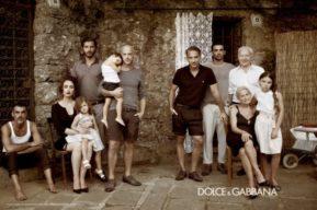 Campaña primavera 2012 de Dolce & Gabbana
