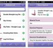 Cuatro aplicaciones de Pilates para el teléfono móvil