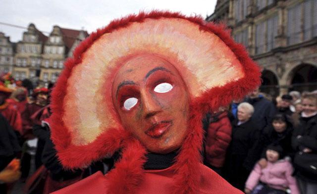 El Carnaval de Bremen
