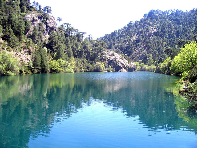 Jaén, propuestas de turismo de aventura
