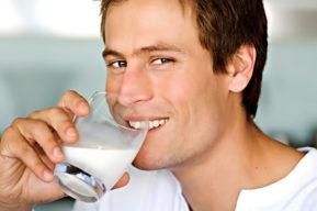 La leche en la alimentación fitness