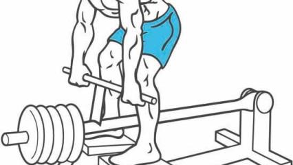 """Espalda más ancha: el remo """"T"""""""