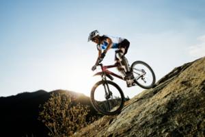 Descenso extremos en bici 1