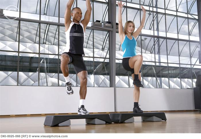 Ejercicio aeróbico y su influencia en la salud