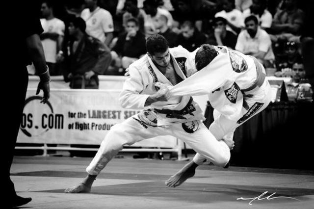 Las estrangulaciones en el Jiu Jitsu