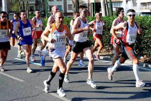 XXVIII Maratón Ciudad de Sevilla 2012