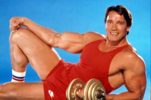 Arnold Schwarzenegger: el Roble 1